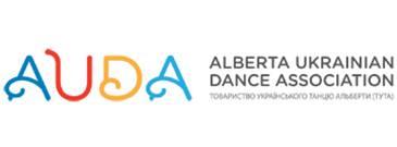 Alberta Ukrainian Dance Association logo