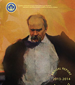Annual Reports Covers - 2014