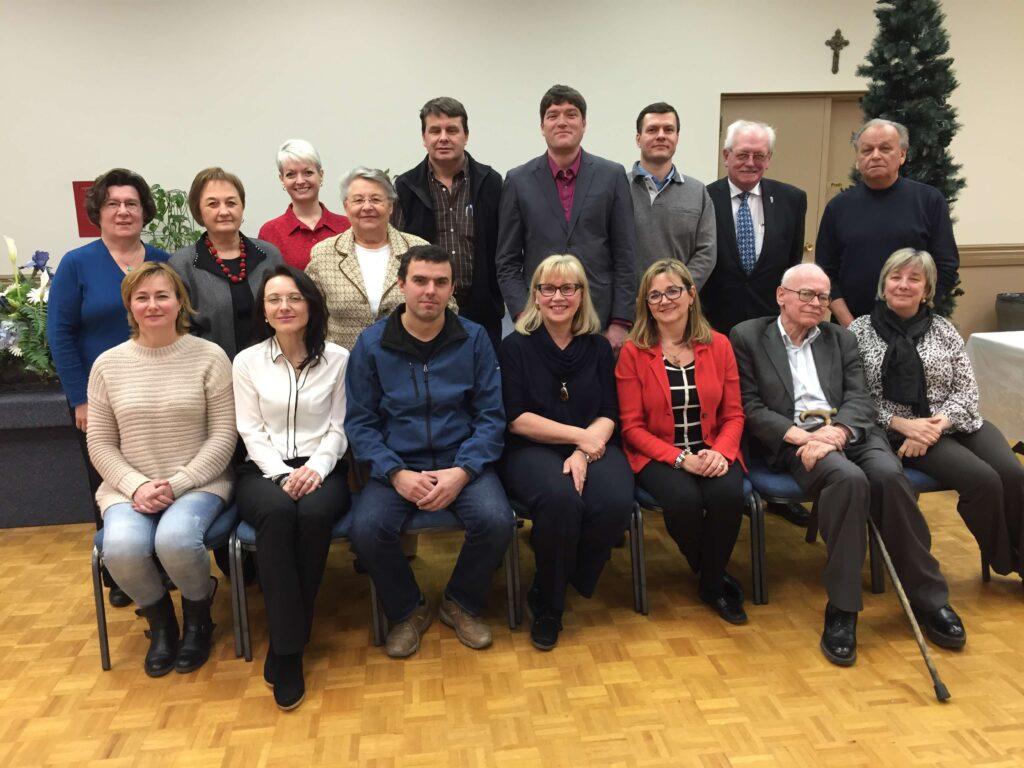 UCC-APC Board of Directors  2015-16