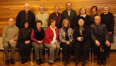 UCC-APC Board of Directors 2011-12