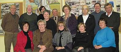 UCC-APC Board of Directors 2010-11