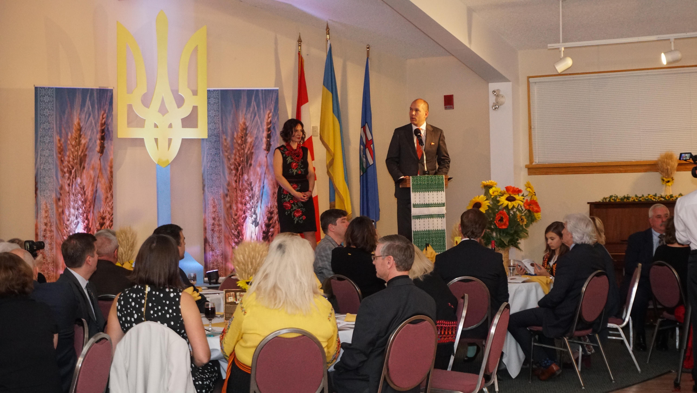 UCC National President Paul Grod