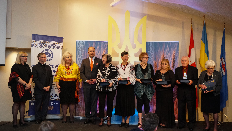 Exemplary Volunteer Award Recipients