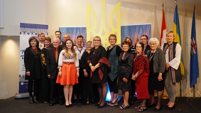 All award recipients