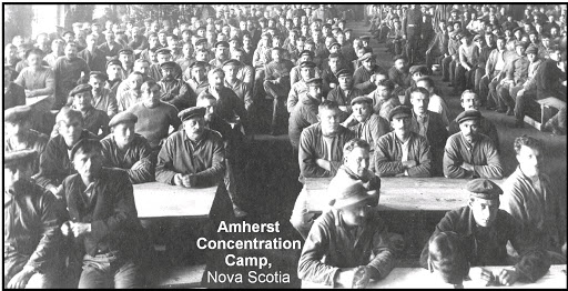 Internment camp Nova Scotia
