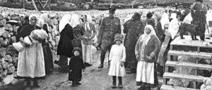Internment camp, women and children - Canada